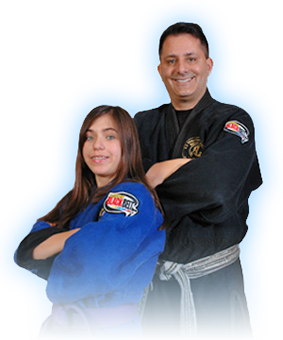 Shihan Allie Alberigo and Kiara Alberigo